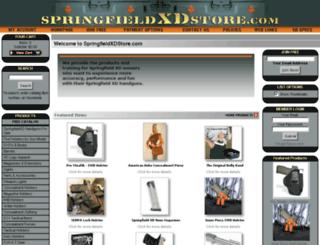 springfieldxdstore.com screenshot
