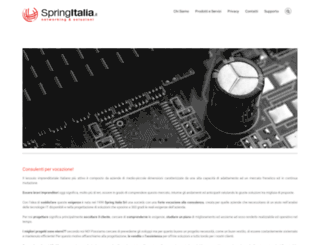 springitalia.it screenshot