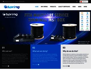 springoptical.com screenshot