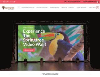 springtree.net screenshot