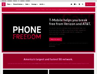 sprint.com screenshot