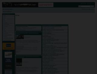 sprinter-forum.de screenshot