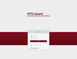 sprise-shs.ptcwizard.com screenshot