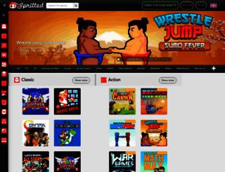 spritted.com screenshot