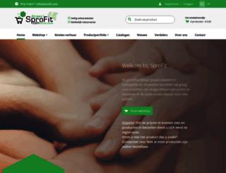sprofit.com screenshot