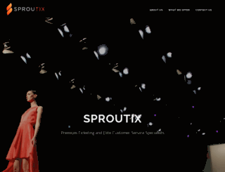 sproutix.com.au screenshot