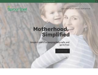 sproutshell.com screenshot