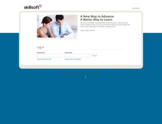 sps.skillport.com screenshot
