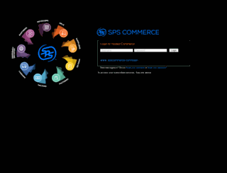 spscommerce.net screenshot