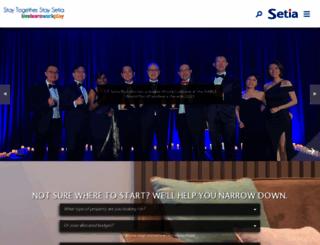 spsetia.com.my screenshot