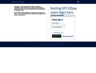 spsezpay.com screenshot