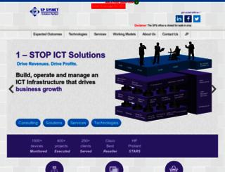 spsysnet.com screenshot