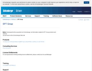 sptgroup.com screenshot