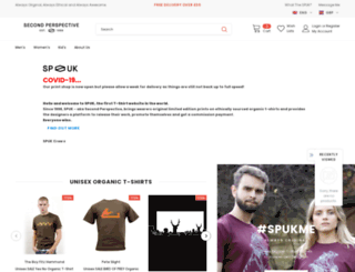 spunky.co.uk screenshot