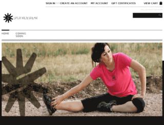spurridewear.com screenshot
