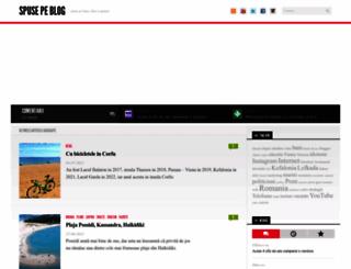 spuse.ro screenshot