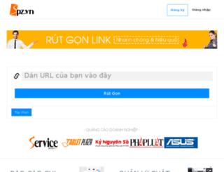 spz.vn screenshot