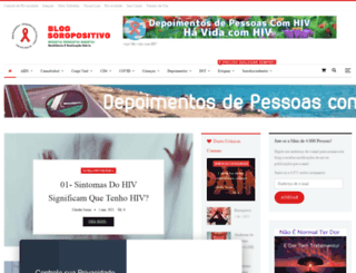 sq.soropositivo.org screenshot
