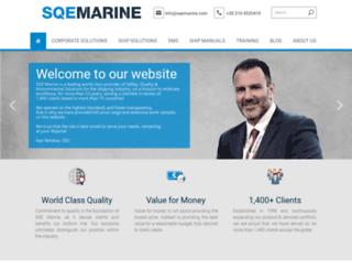 sqeshop.com screenshot