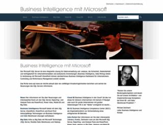 sql-news.de screenshot