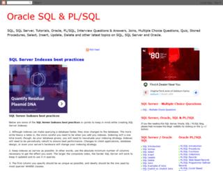 sql-plsql.blogspot.com screenshot