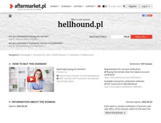 sql.hellhound.pl screenshot