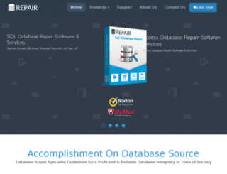 sql2008.databaserepair.net screenshot