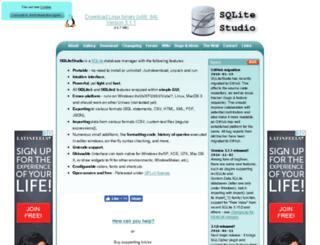 sqlitestudio.one.pl screenshot