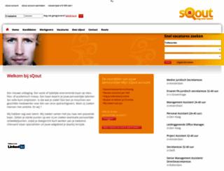 sqout.nl screenshot