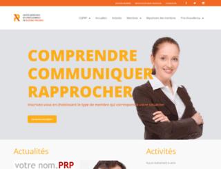 sqprp.ca screenshot