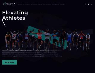 squadrasports.com screenshot