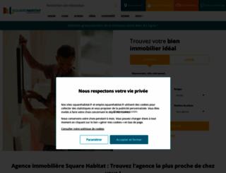 squarehabitat.fr screenshot