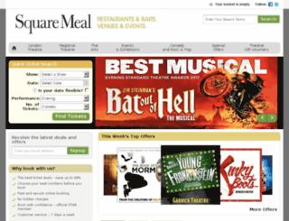 squaremeal.eolts.co.uk screenshot