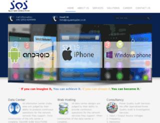 squareqube.co.in screenshot