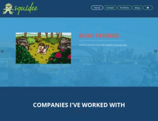 squidee.com screenshot