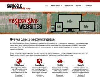 squiggle.net.au screenshot