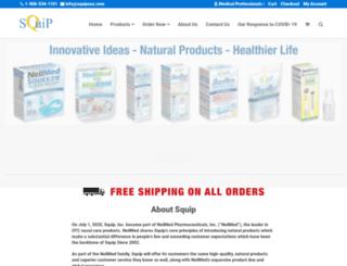 squipusa.com screenshot