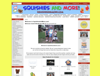 squishiesandmore.com screenshot
