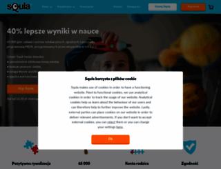 squla.pl screenshot