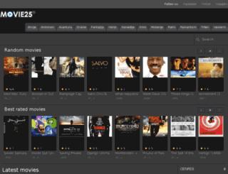 sr.movie25hd.net screenshot
