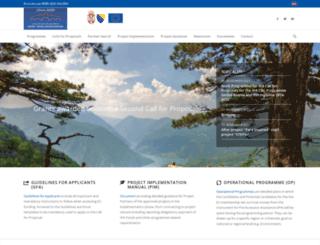 srb-bih.org screenshot