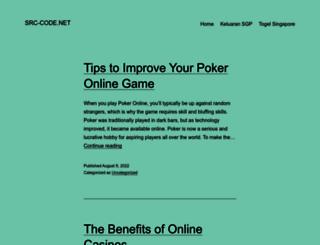 src-code.net screenshot