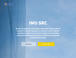 src.imu.edu.my screenshot