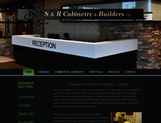 srcabinetry.com screenshot