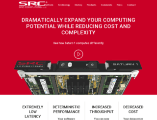 srccomp.com screenshot