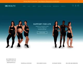 srchealth.com screenshot