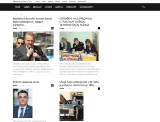 srebrenik.info screenshot