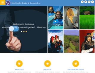 sreebhadra.com screenshot