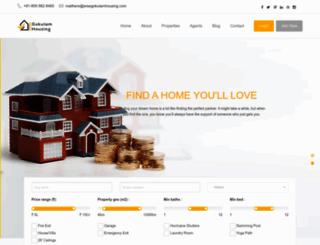sreegokulamhousing.com screenshot