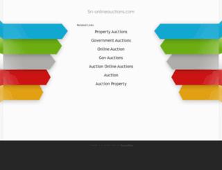 sri-onlineauctions.com screenshot